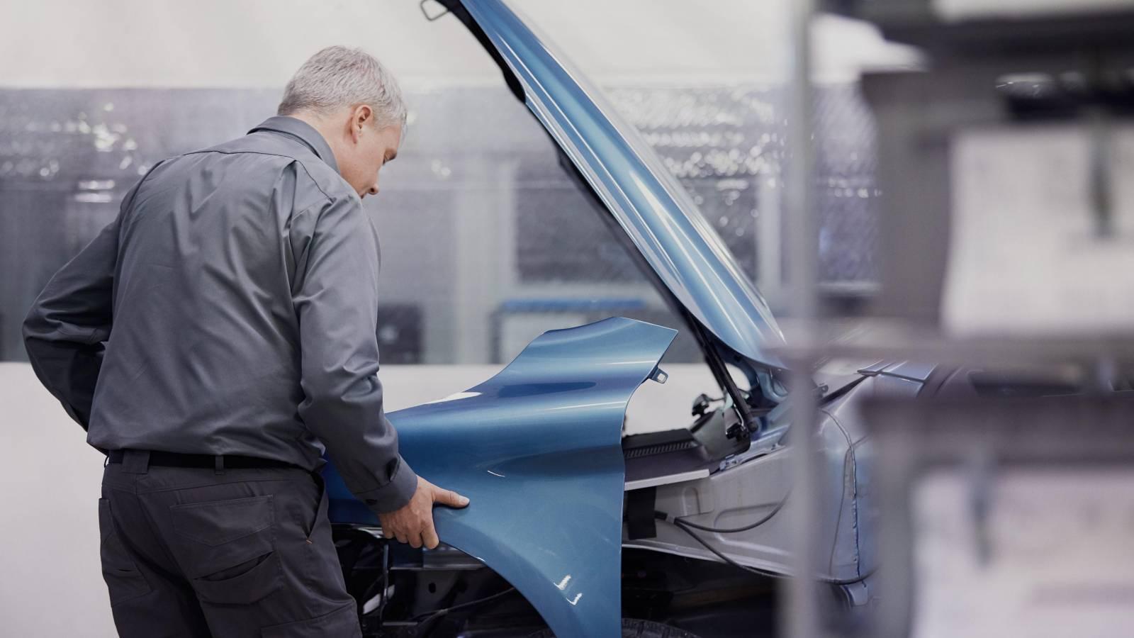 Servis vozů Volvo