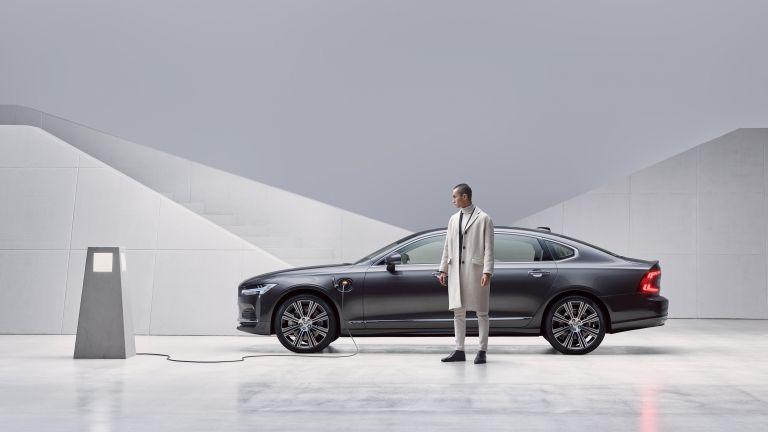 Volvo S90 Pro ty, kdo očekávají luxus