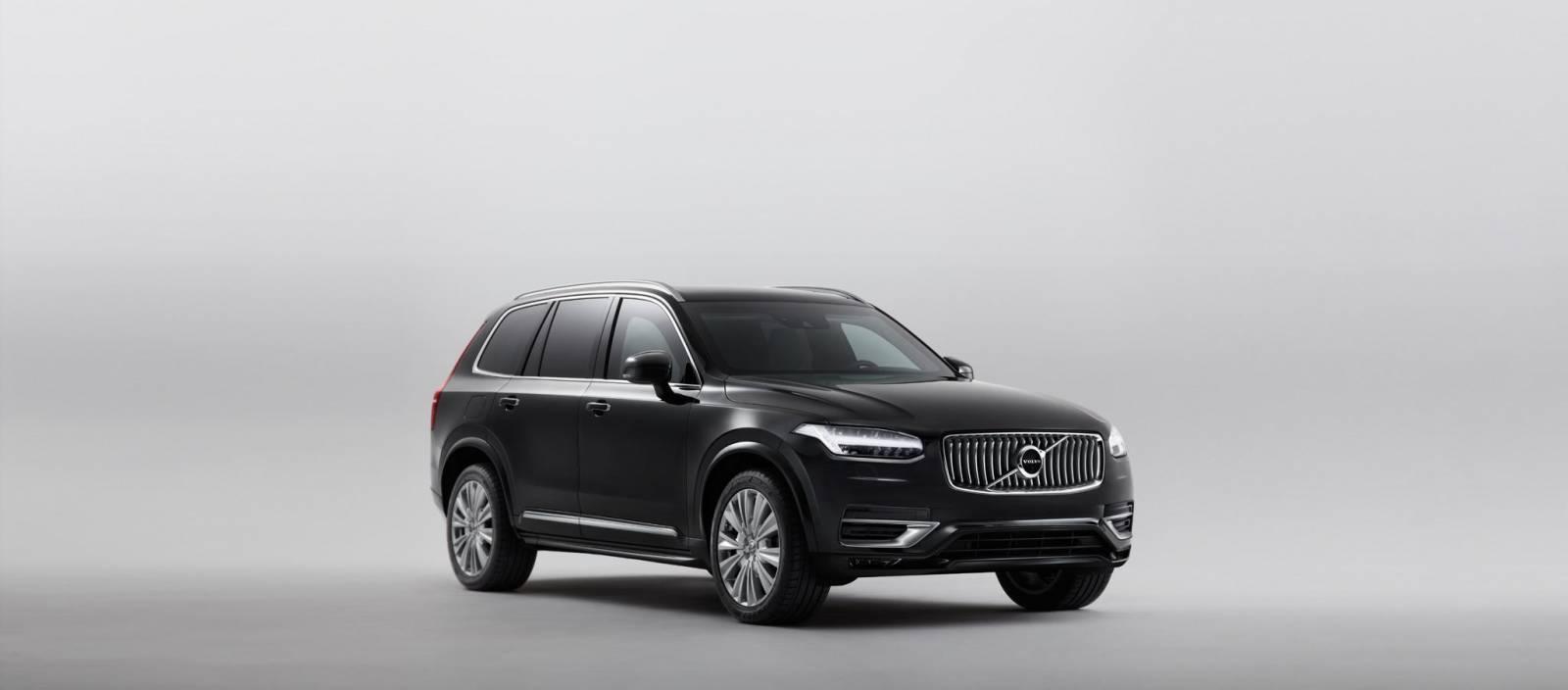 Volvo XC90 Operativní leasing pro podnikatele