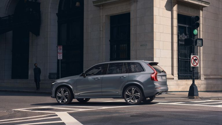 Testovací jízda vozu Volvo s Plug-in hybridní motorizací